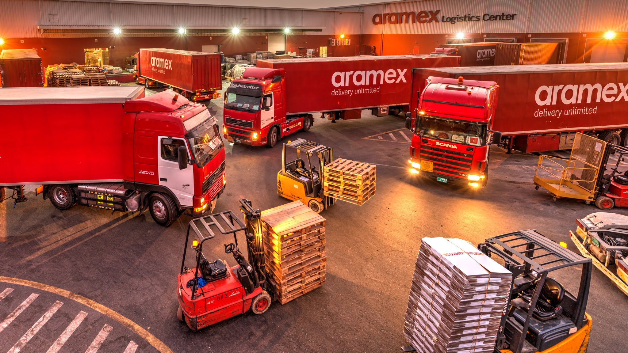 Aramex Aims To Disrupt The Logistics Industry