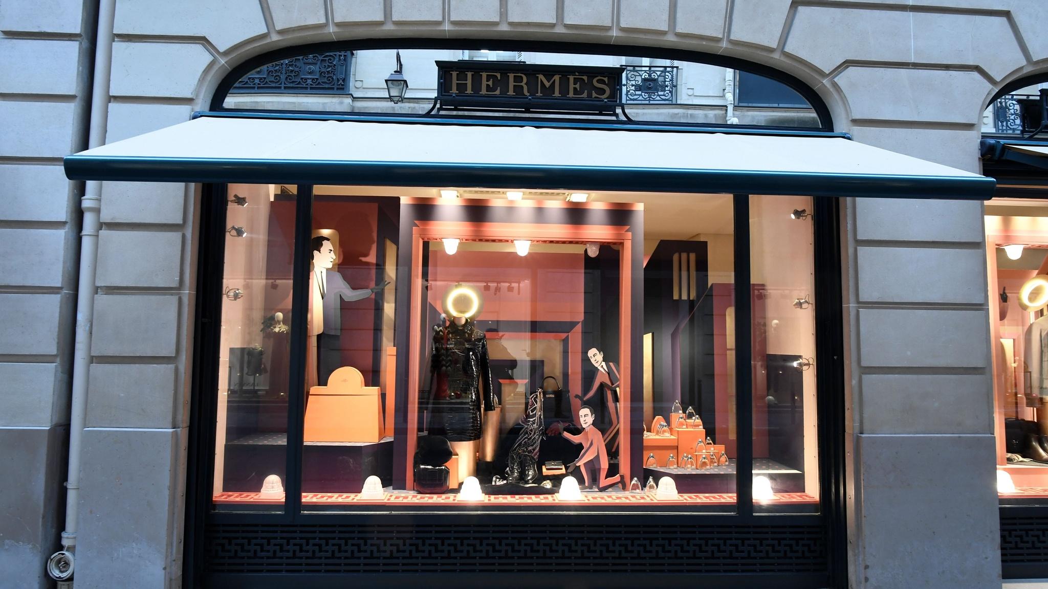 A Beautiful Year Hermès Lifts Revenues 9 Despite Fourth