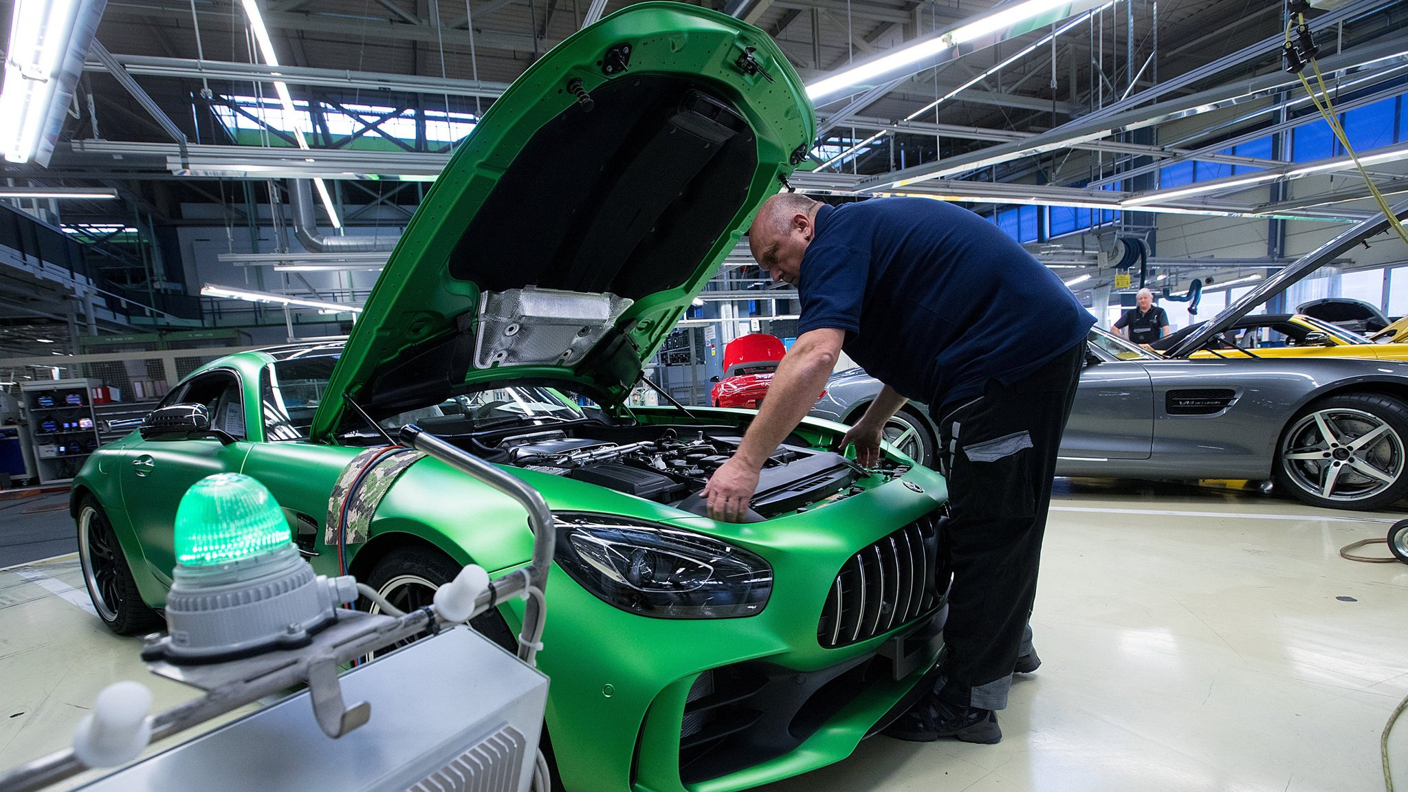 Why German industry should fear a no-deal Brexit | Financial