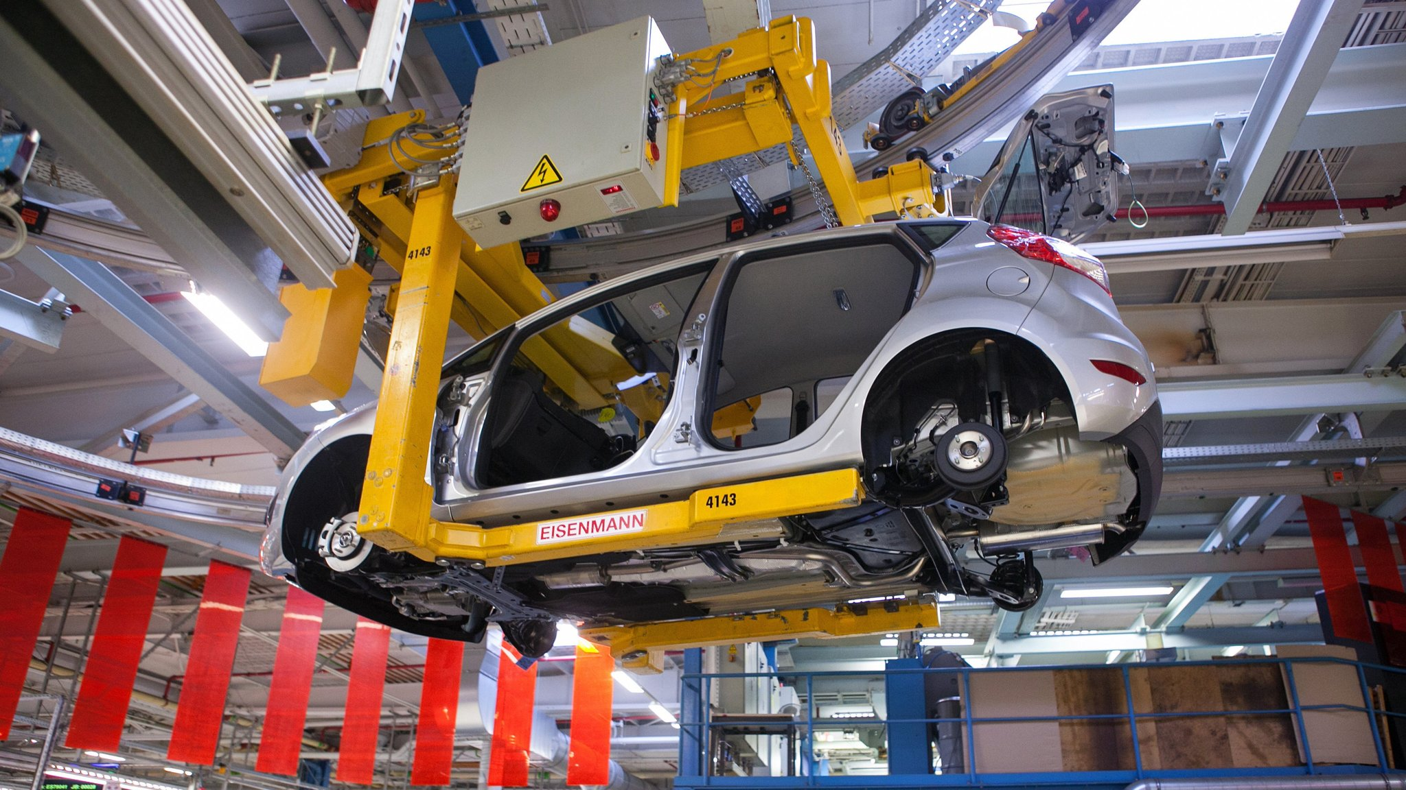 Car industry woes weigh on Germany's prospects | Financial Times