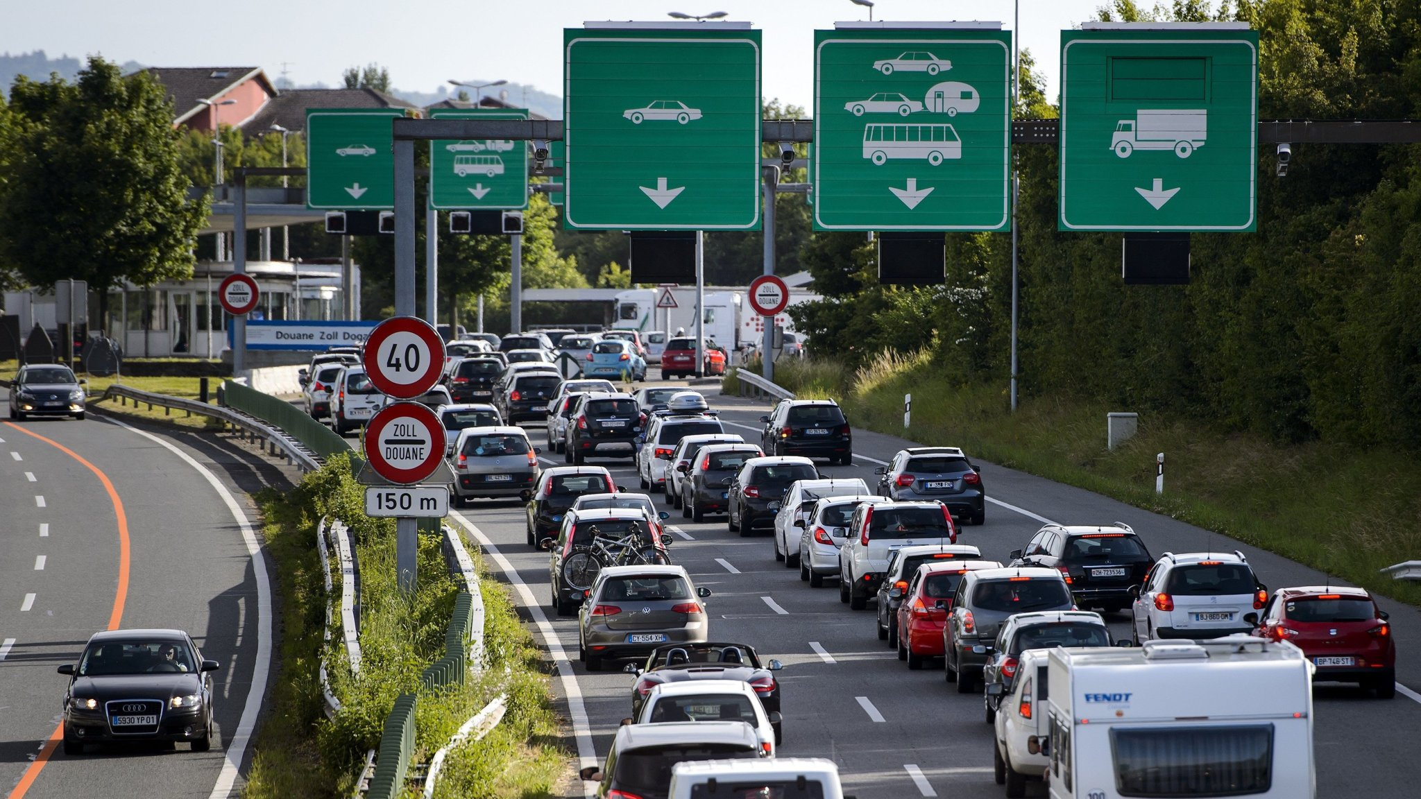 Brexit Watch The Swiss Border For A Warning On Trade Financial Times