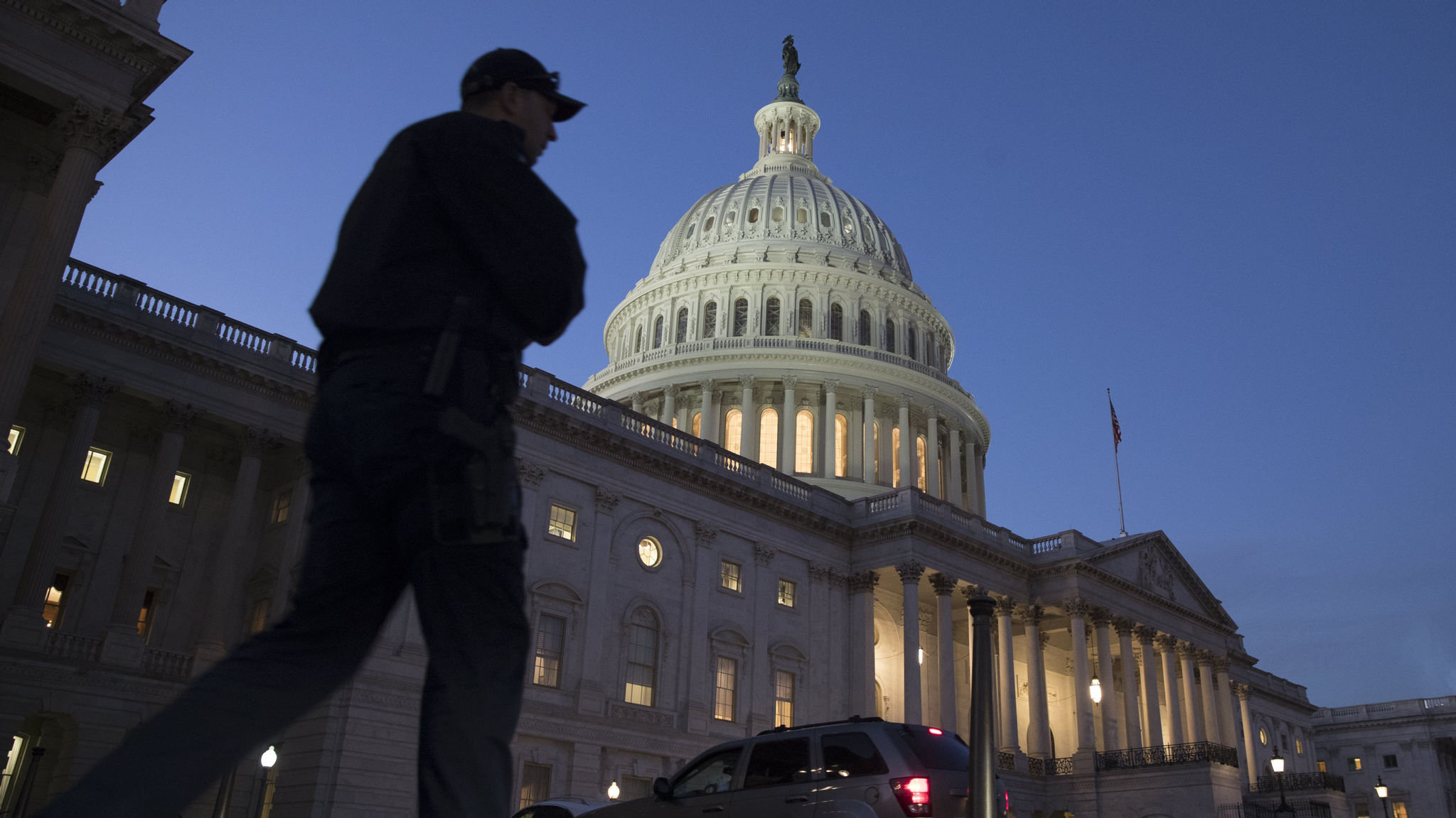 Spectre of US government shutdown looms again