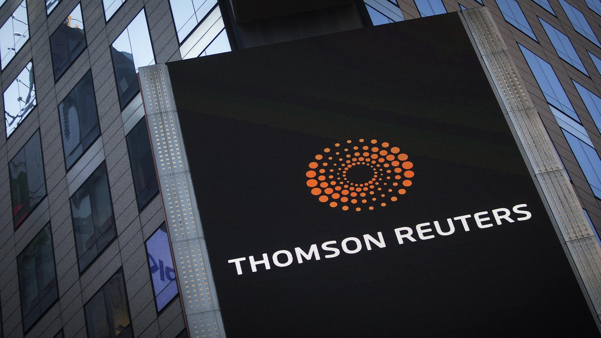 Blackstone in talks to buy stake in Thomson Reuters unit