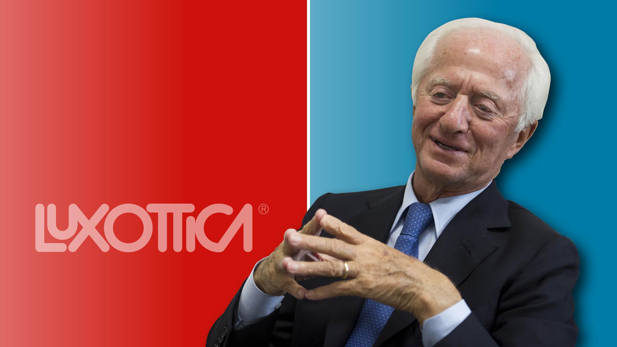 Profile: Leonardo Del Vecchio, founder and chairman of
