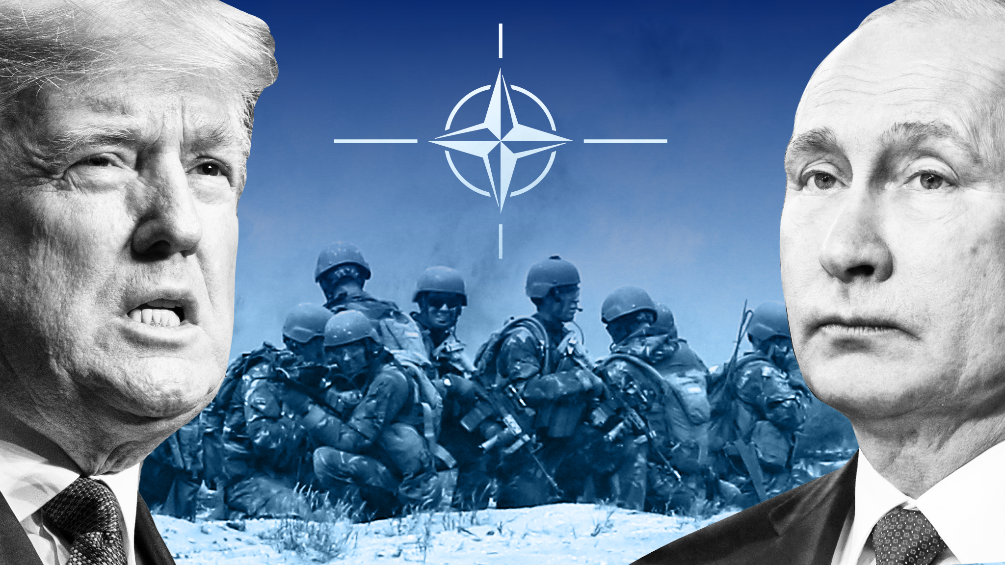 Nato's logistical battle to deter Russia