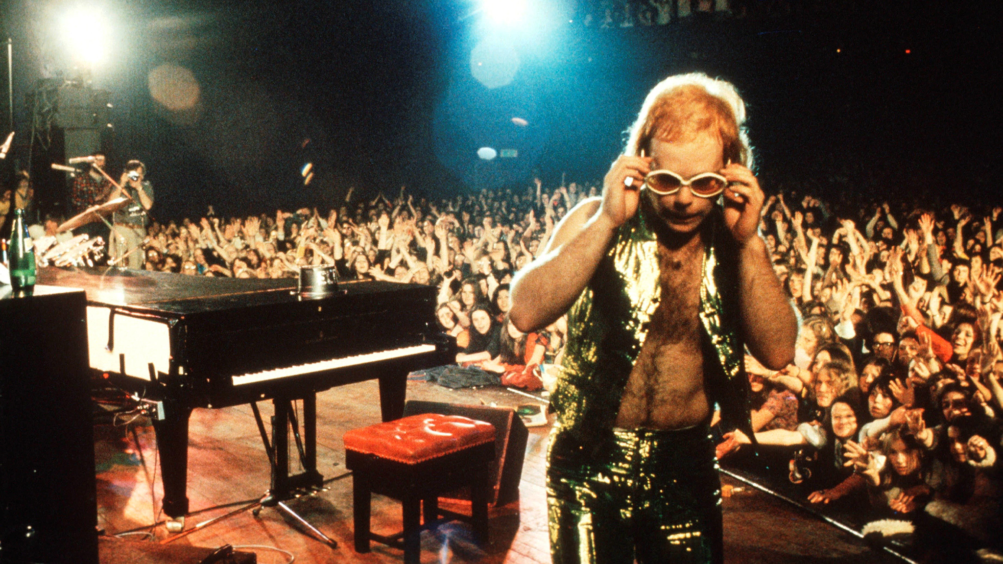 The sex and drugs of the rock 'n' roll memoir
