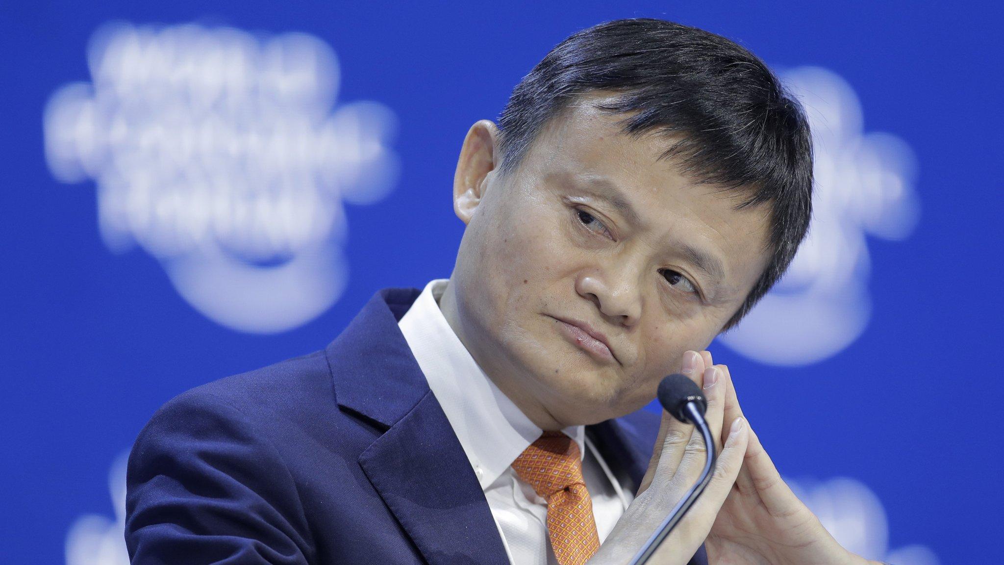 Jack Ma Regains Title As China S Richest Man Financial Times