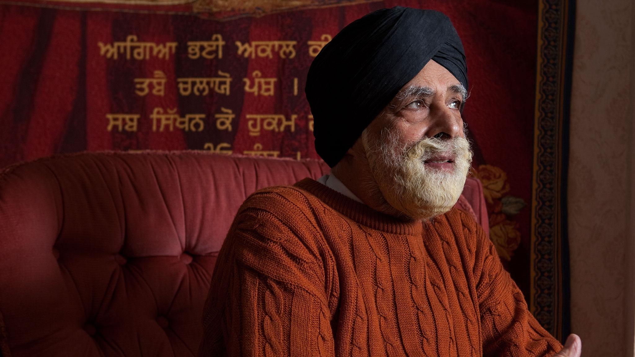 Indarjit Singh Sikh peer Indarjit Singh calls for closure on Golden Temple attack