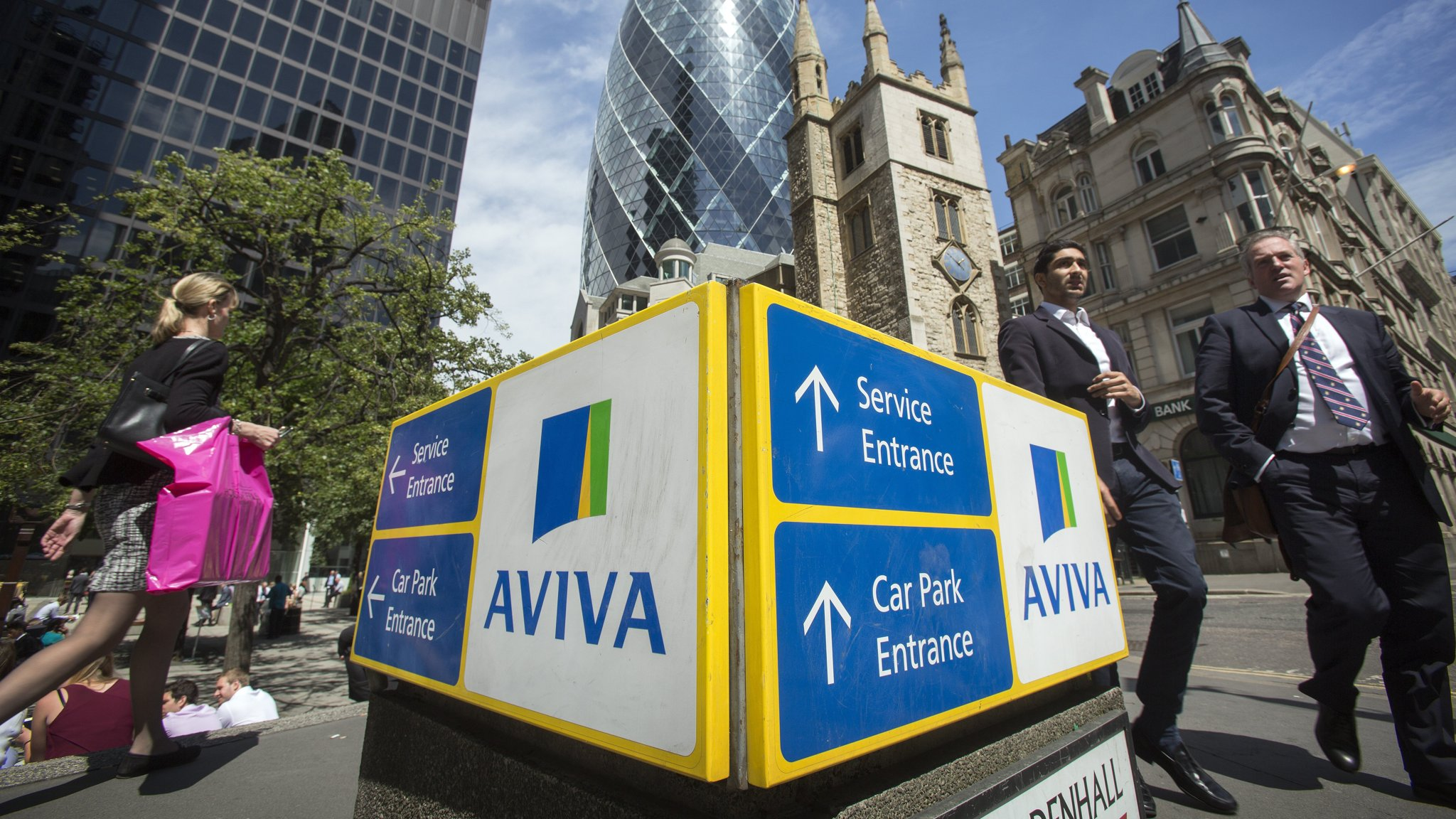 Aviva finds best use of £3bn is not too complex a question