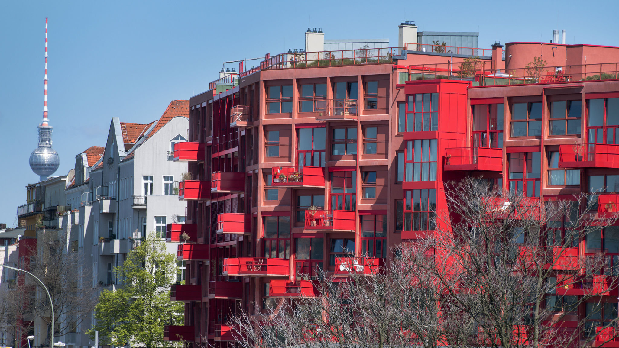 German rent control works for both landlords and tenants