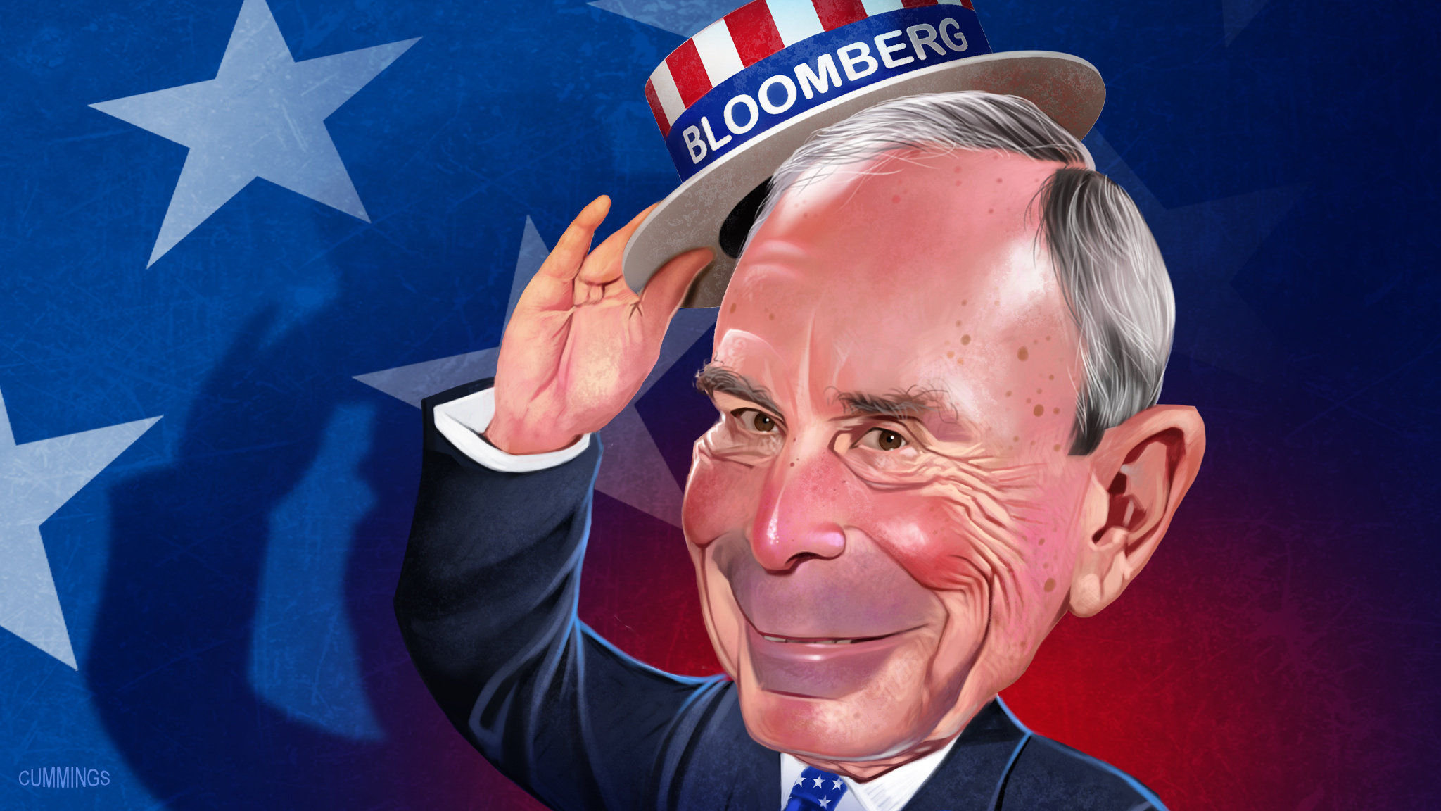 Summer Cummings 2020.Michael Bloomberg The Magnate Shaking Up The 2020 Election