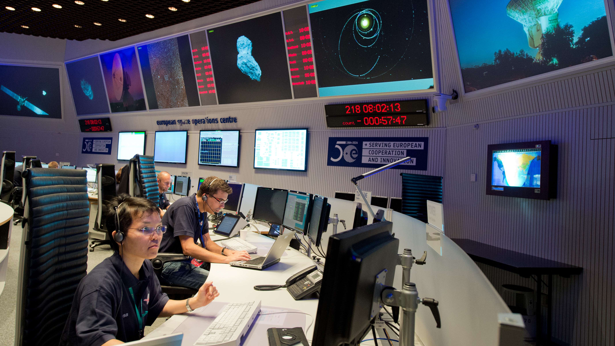 European Space Agency Teams Up With Venture Fund Financial Times Where Is The Inertia Switch On 2015 Nissan