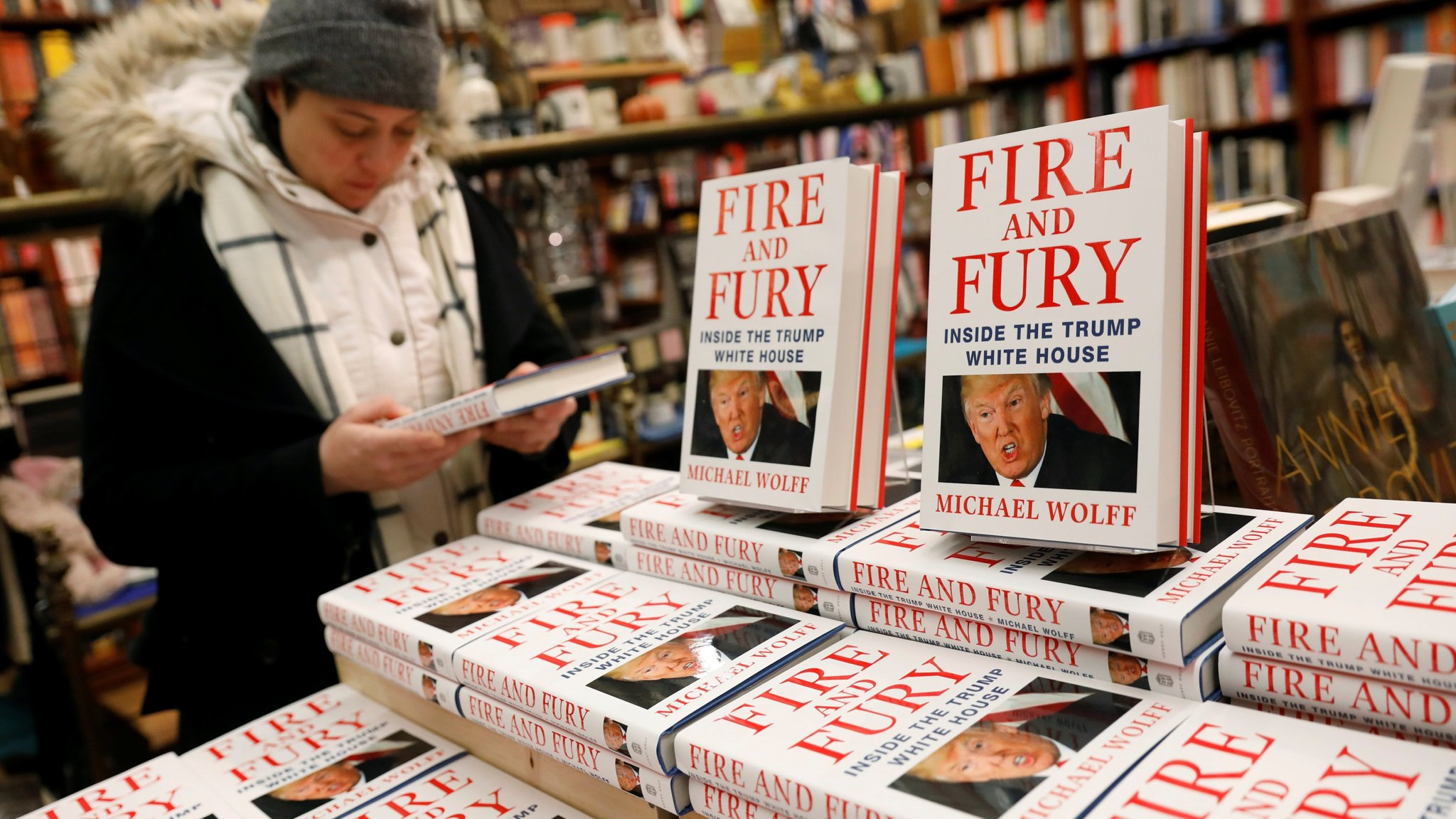 Unsparing book leaves a distrustful president more isolated