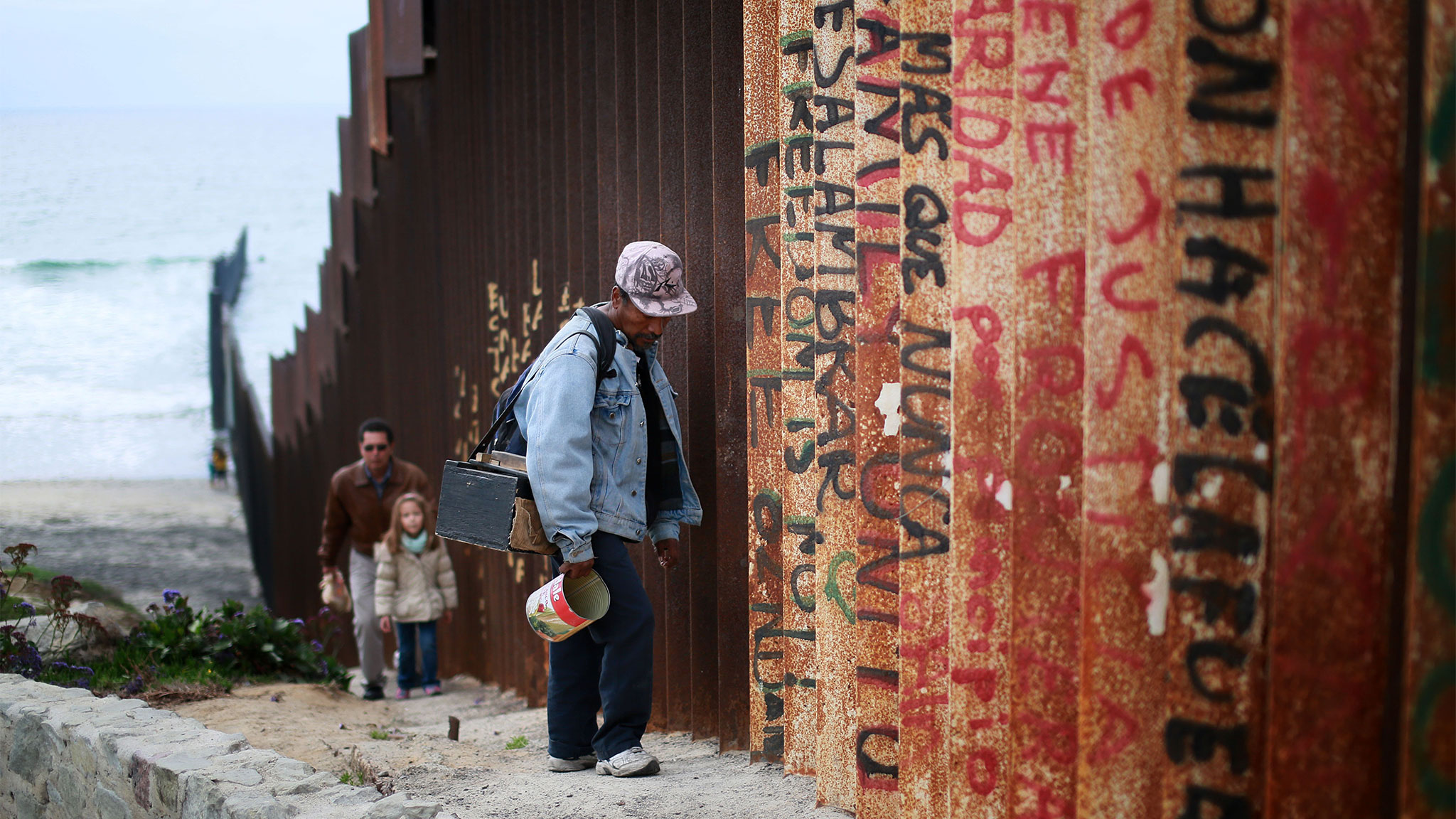 the border fence consequences essay Here are all the problems with donald trump's plan to build a massive wall along the us-mexico border the backyard of a home facing the border fence at the us-mexico border outside brownsville he must also contend with the cost and the diplomatic consequences.