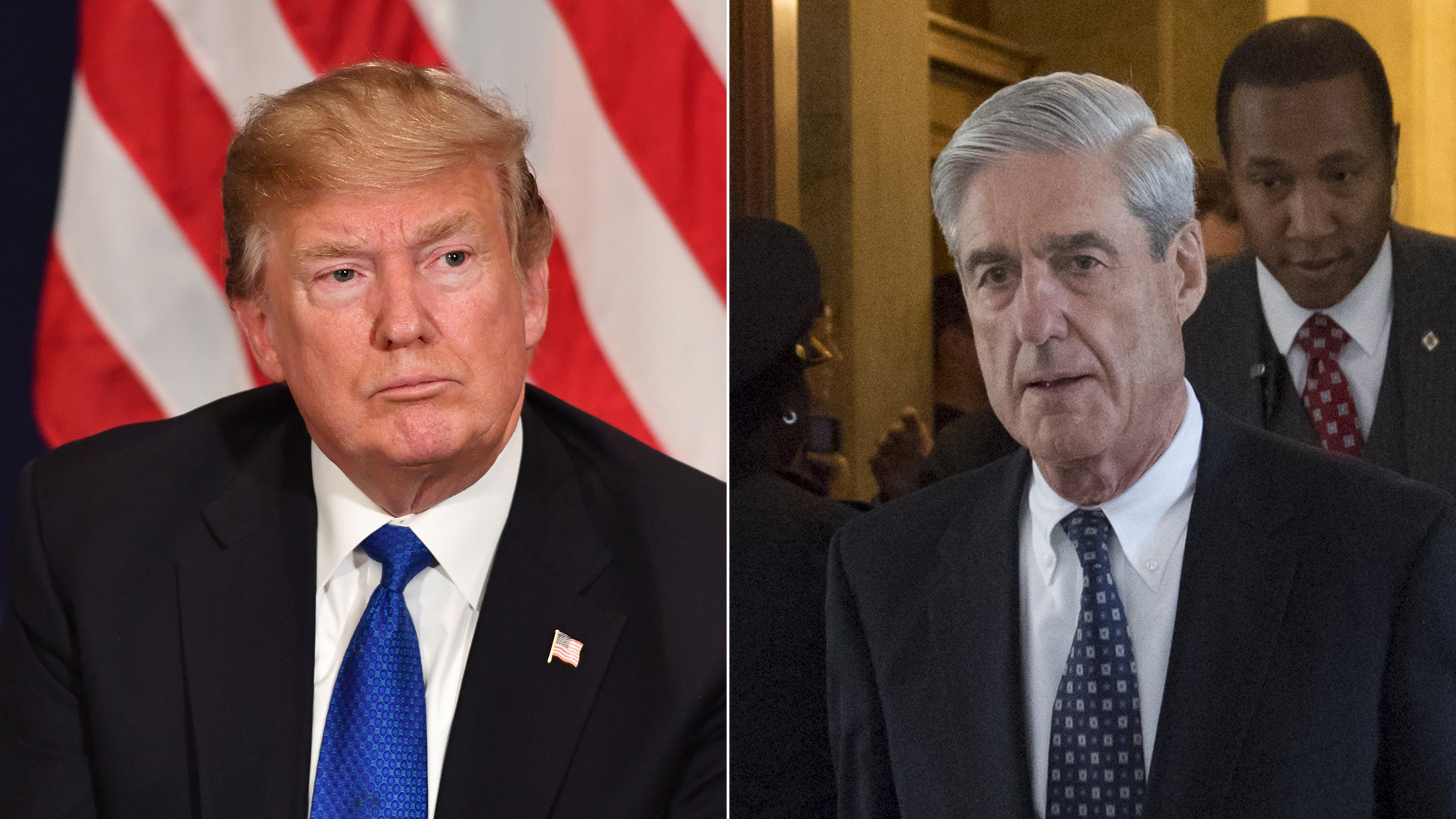 Trump 'ordered firing of Mueller' over Russia probe