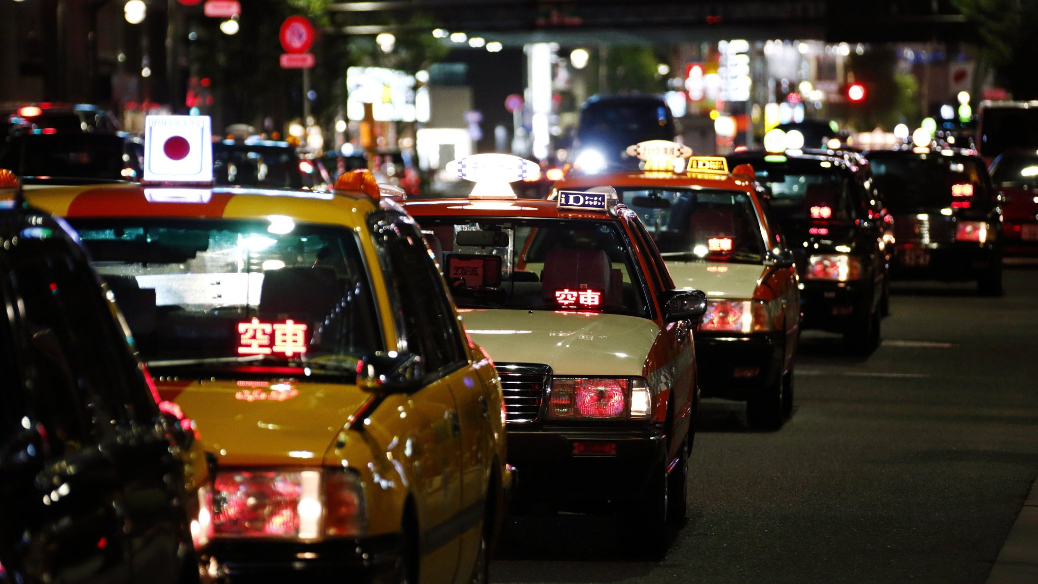 Prince Of Taxis Plots Ubers Defeat In Japan Financial Times Vwvortexcom A1 Cabbie Power Window Problems