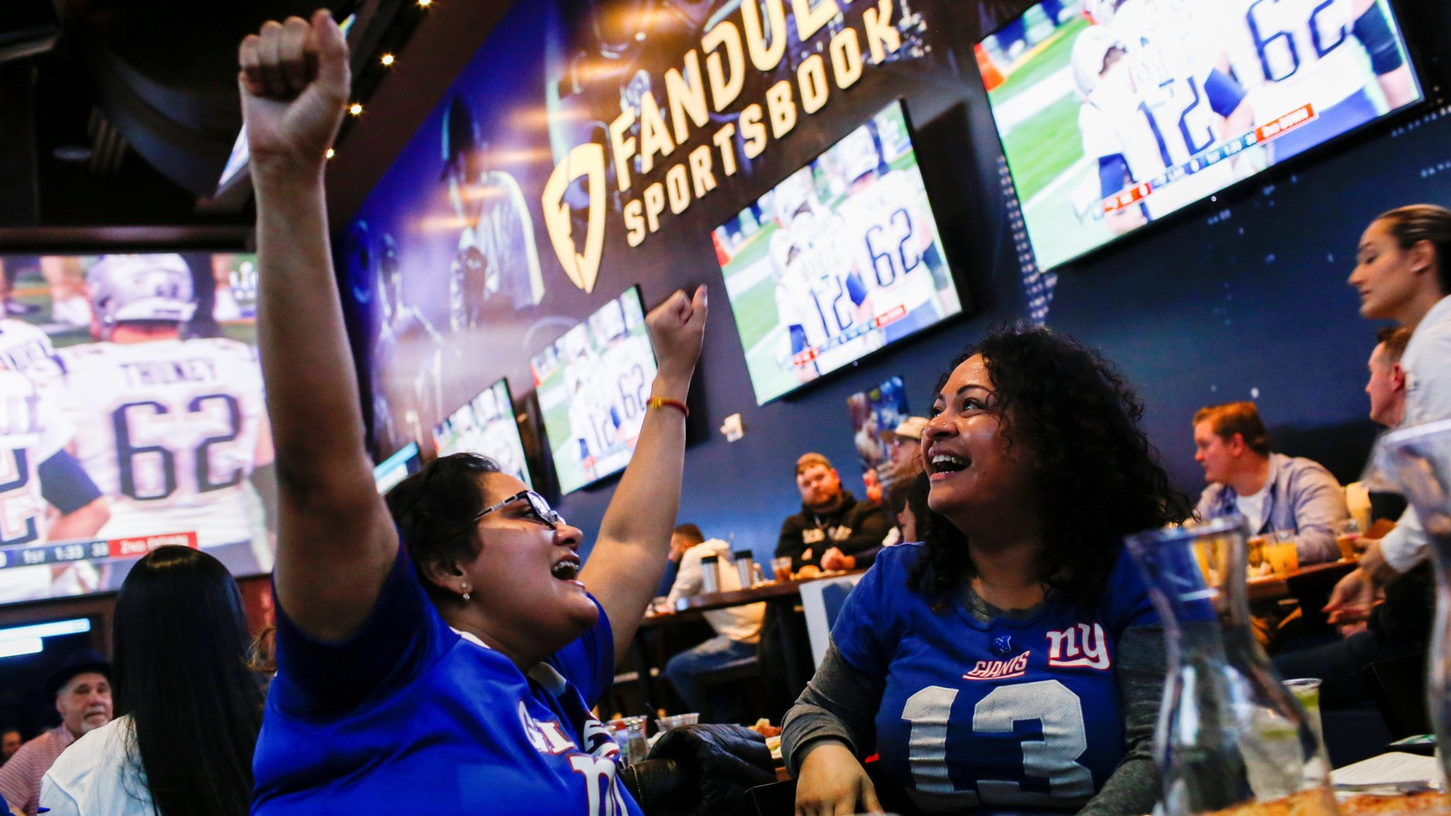 A bet on America: the sports gambling gold rush | Financial Times