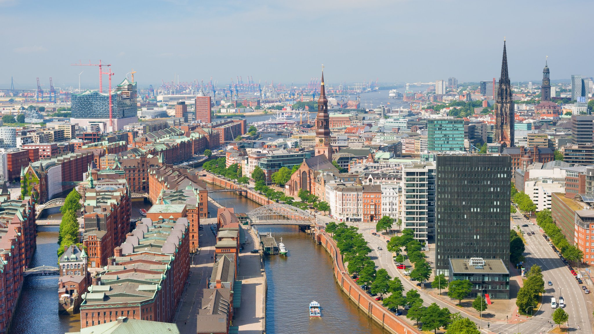 Five reasons to live in Hamburg, Germany   Financial Times