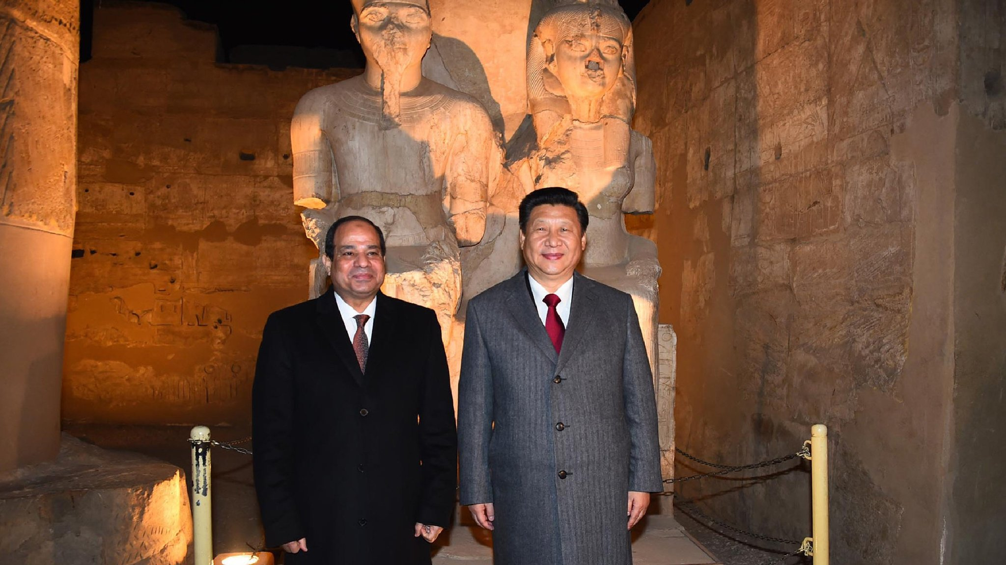 Egypt Sees Chinese Investment And Tourists As A Win Win Boost Financial Times