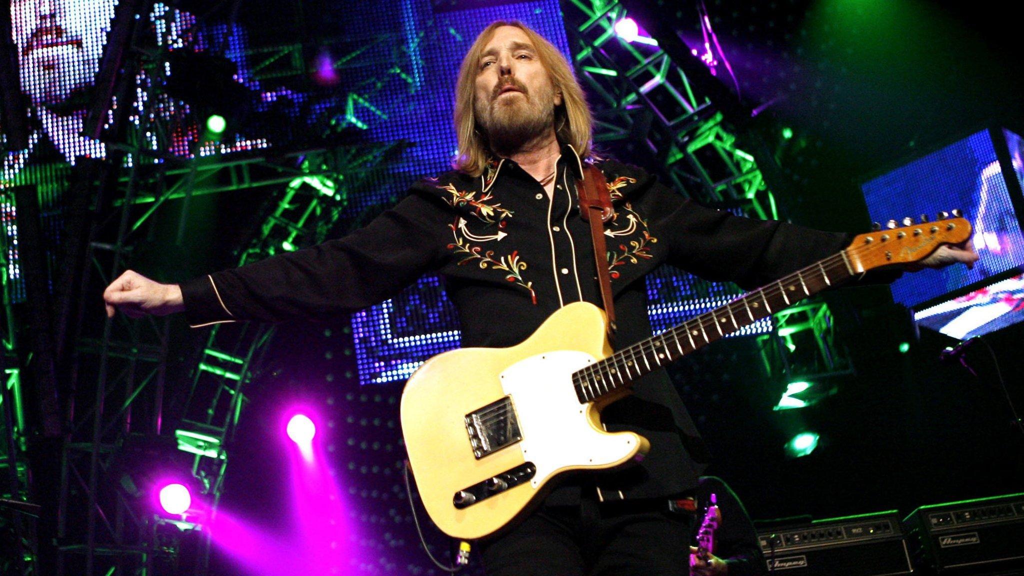 Tom Petty Rock Musician 1950 2017 Financial Times