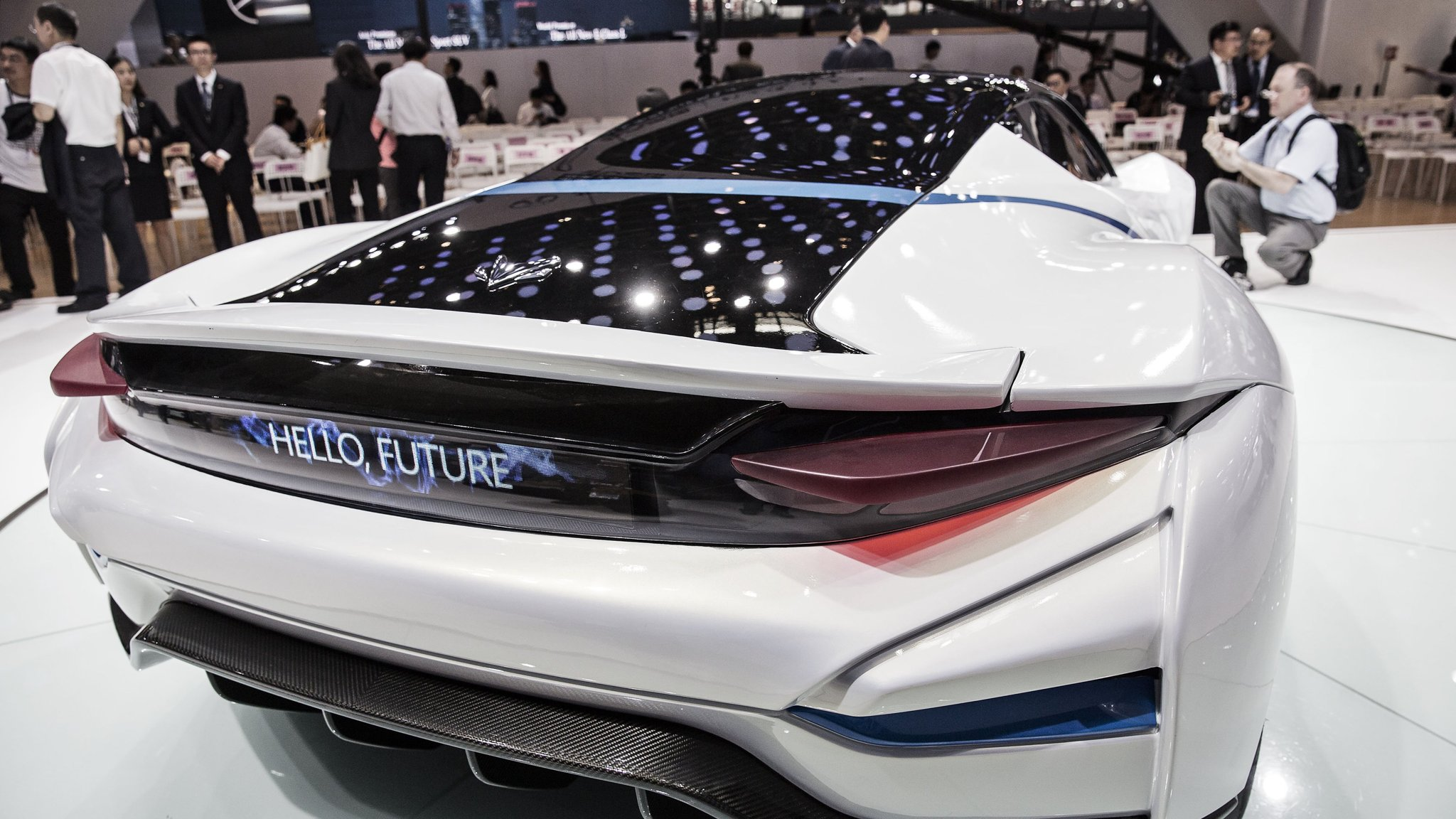 long road ahead for china electric vehicles | financial times