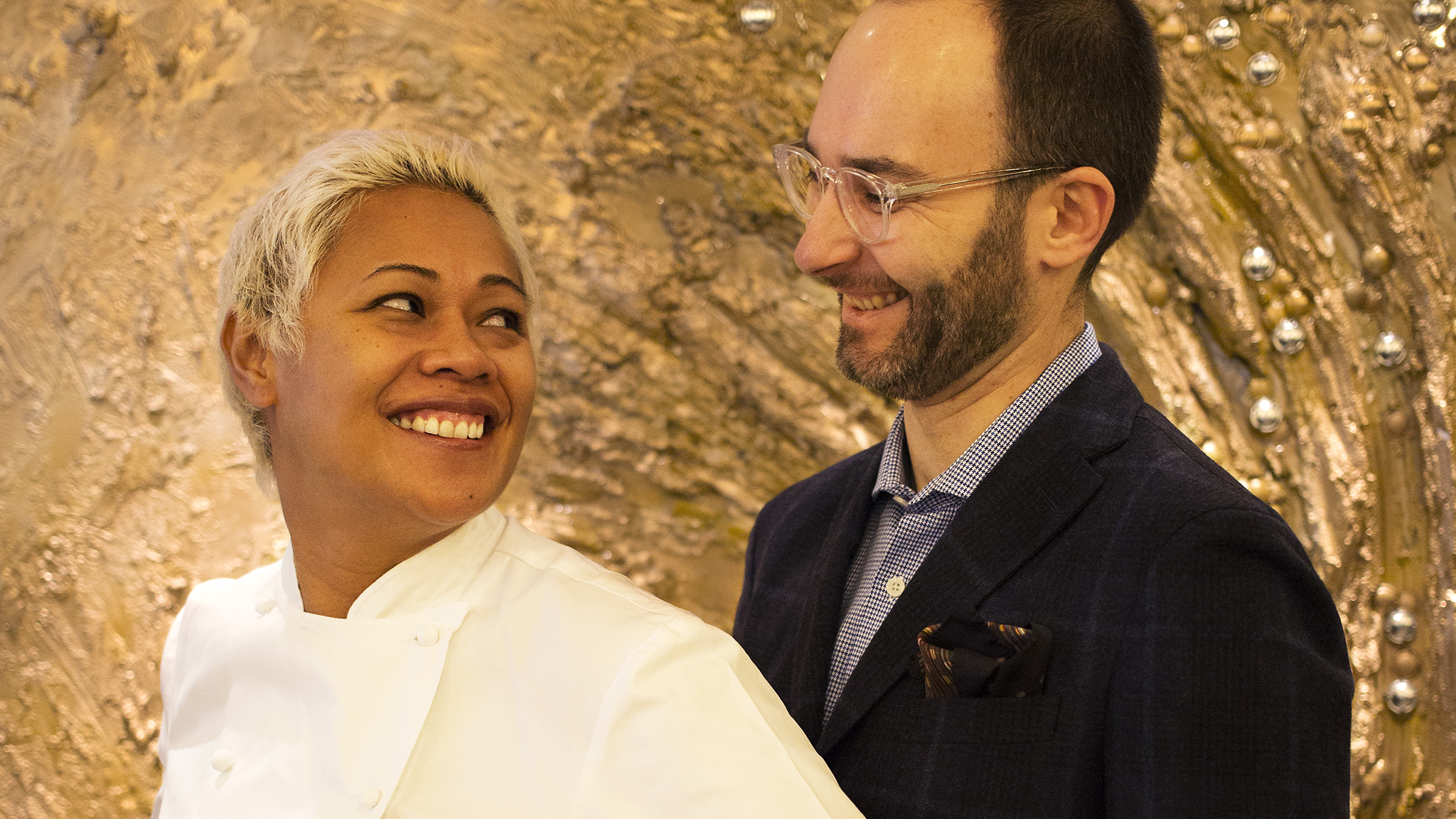 Angela Lewis Wikipedia david and monica galetti: a restaurant of their own
