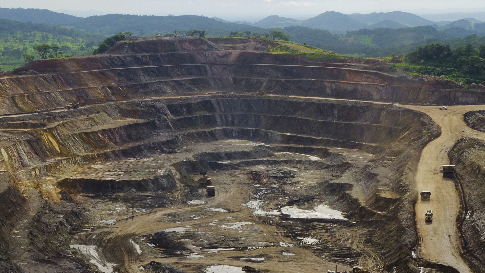 Congo's biggest copper miner warns of operating loss | Financial Times