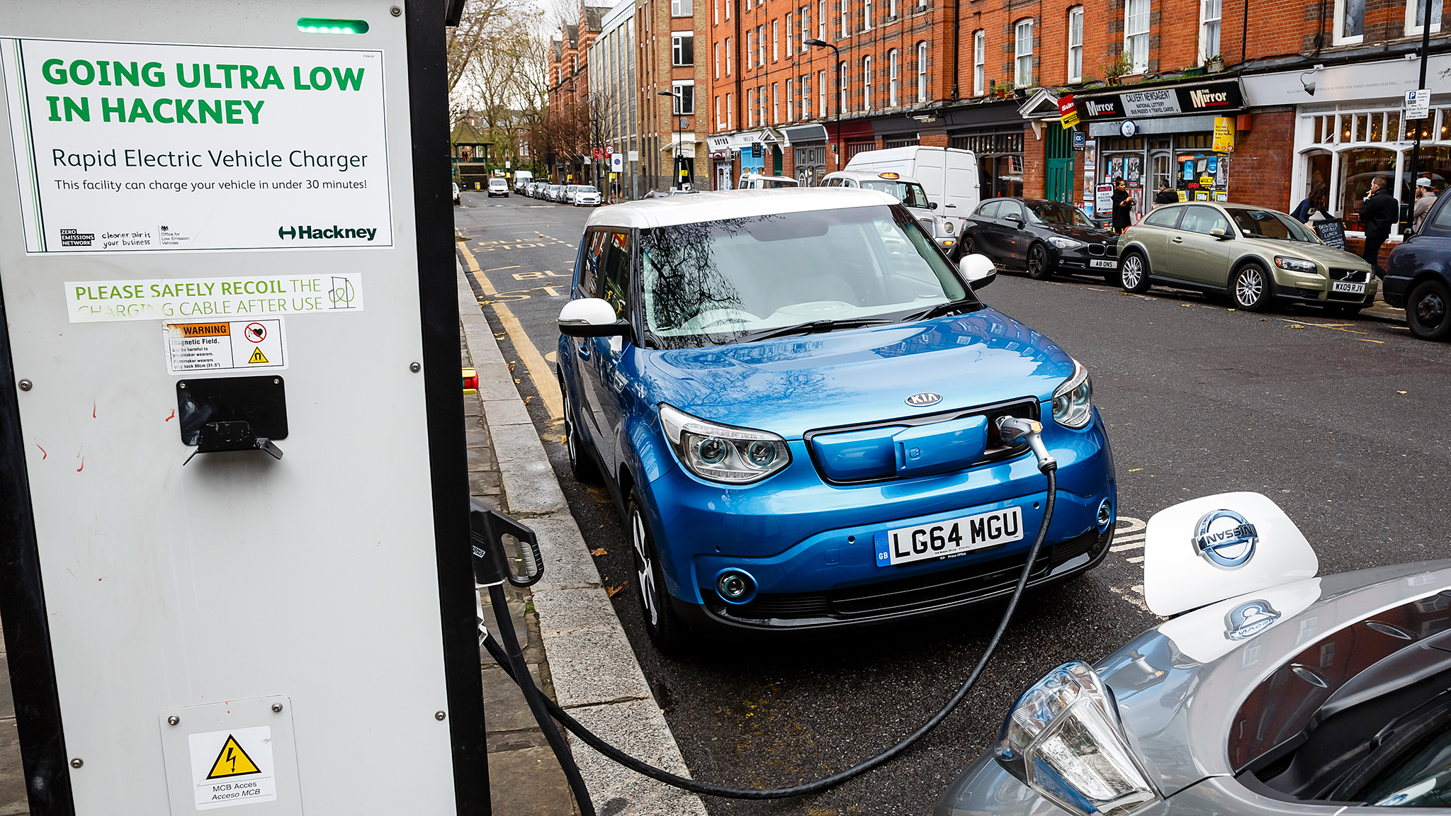 electric cars see range, battery and ease of charging as barriers to
