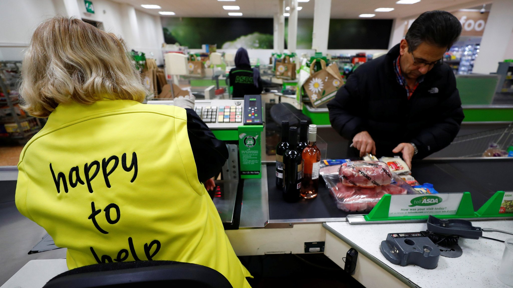 Asda Follows Rivals In Changing Staff Contracts Financial Times
