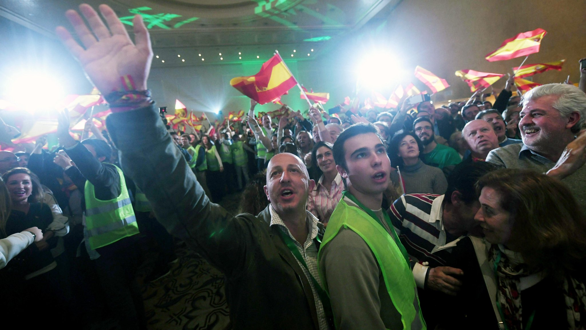Far right breakthrough in Andalucía send shockwave through Spanish politics
