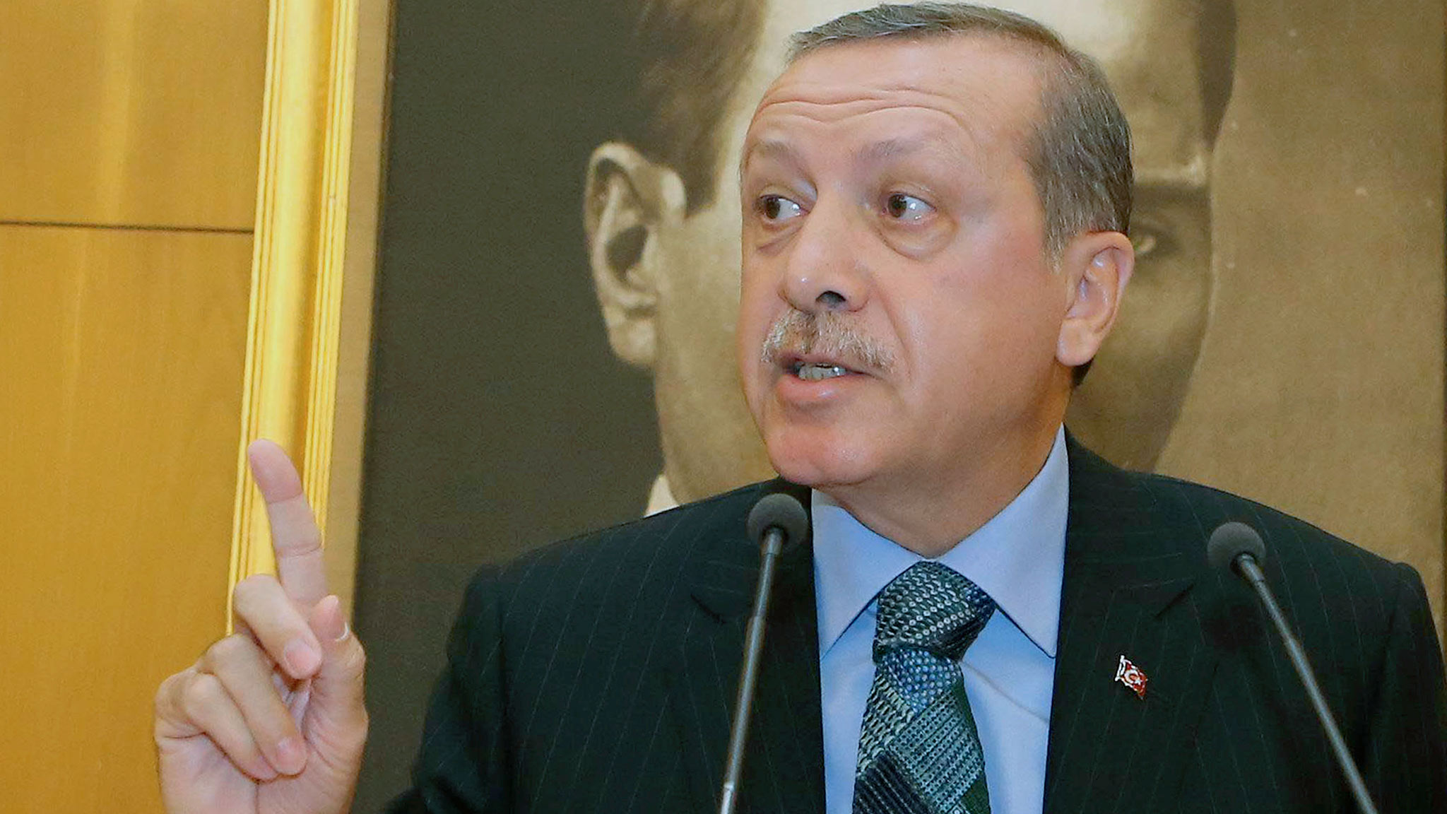 Turkey says Israel behind Egypt coup | Financial Times