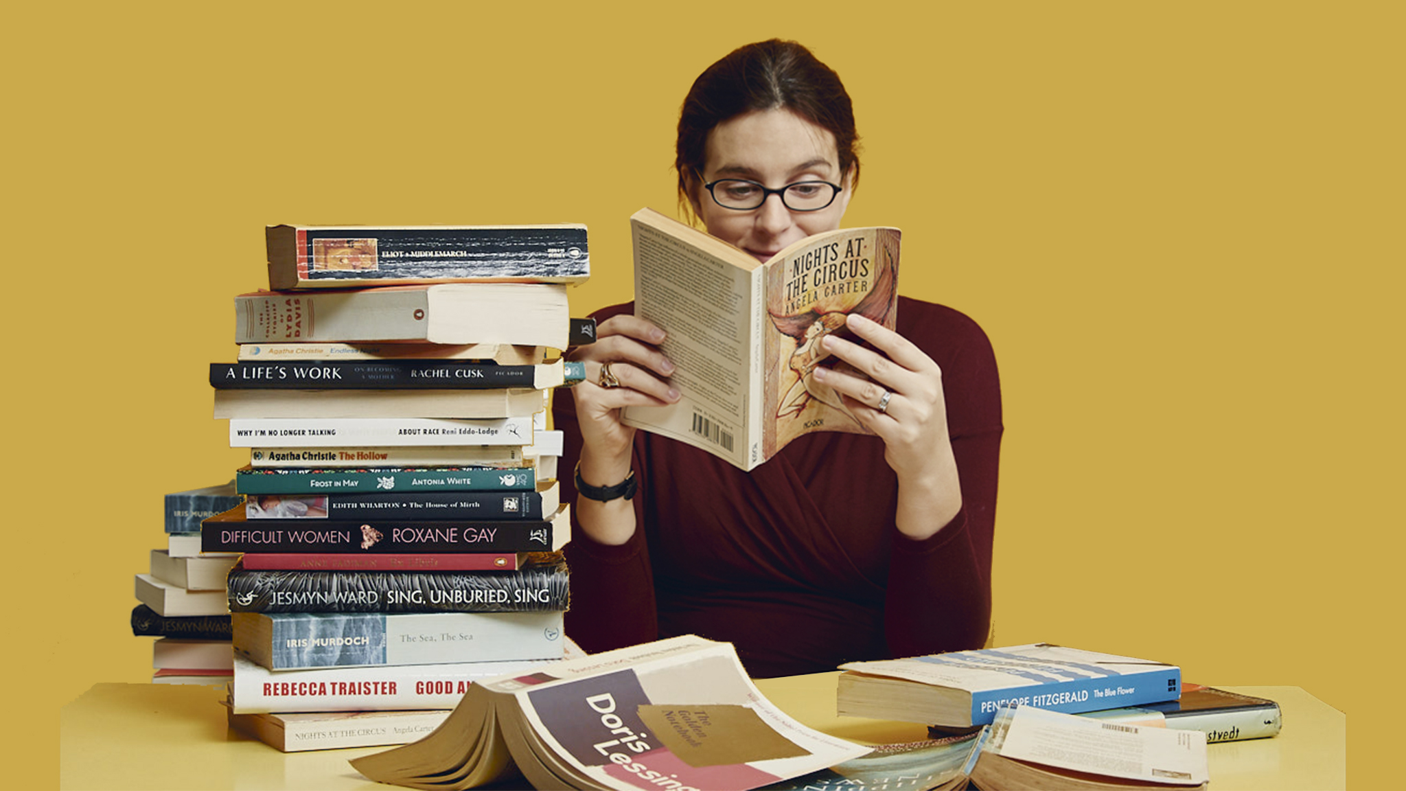 A Well Read Woman Is A Dangerous Creature Meaning what i learnt from a year of reading only bookswomen
