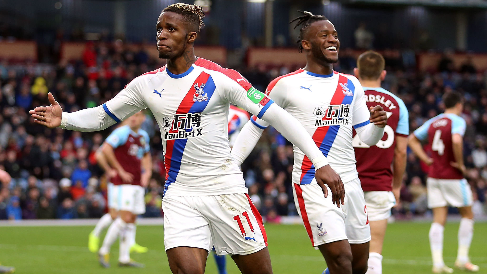 US financiers consider selling stake in Crystal Palace football club |  Financial Times