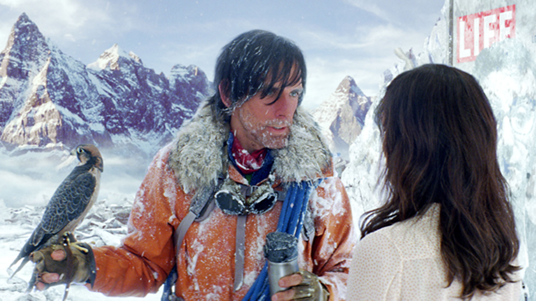 The Secret Life Of Walter Mitty Film Review Financial Times