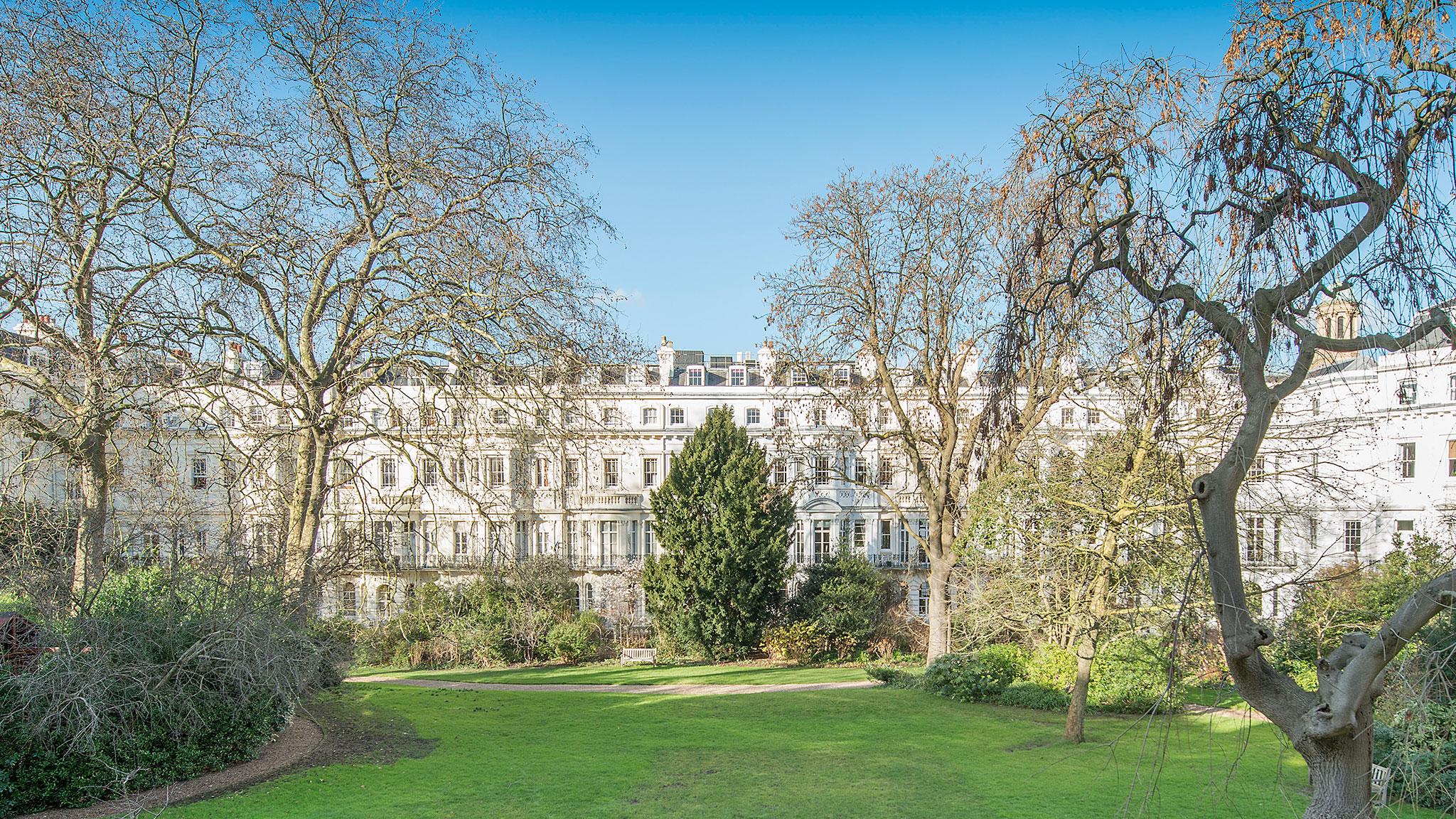 Notting Hill Ladbroke Grove london's ladbroke grove: where wealthy residents go communal
