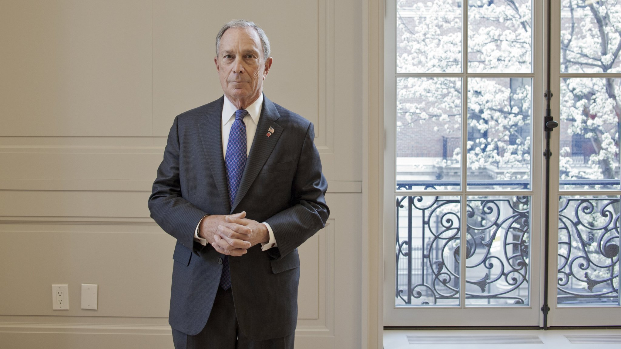 Image result for Michael Bloomberg donates $1.8 bn for university education